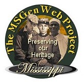 Preserving Our Heritage MSGenWeb Logo
