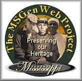 MSGenWeb Project logo